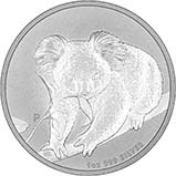 1 oz Silver Coin Best Value In Capsule 24290