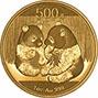 2009 1 oz Gold Coin Panda Bullion 22509