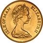 1973 Gold Isle of Man Sovereign Bullion 22966