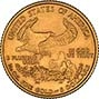 2011 0.1 oz Gold Coin Eagle Bullion 22408