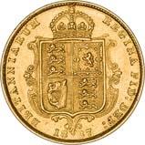 Gold Half Sovereign Bullion Victoria Jubilee Shields 21483
