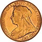Gold Sovereign Victoria Old Head Bullion 21217
