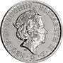 1 oz Silver Coin Britannia Our Choice Newly Minted Bullion 20930