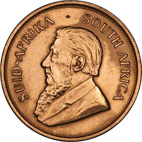 1970 1 oz Gold Coin Krugerrand Bullion 23940