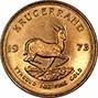 1973 1 oz Gold Coin Krugerrand Bullion 24692