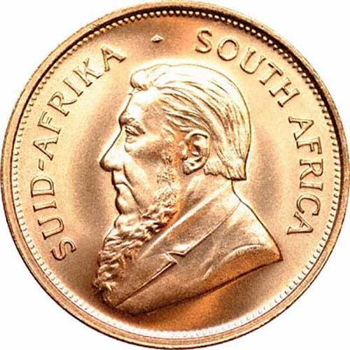 1974 1 oz Gold Coin Krugerrand Bullion 23357