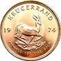 1974 1 oz Gold Coin Krugerrand Bullion 23358