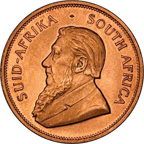 1978 1 oz Gold Coin Krugerrand Bullion