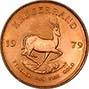 1979 1 oz Gold Coin Krugerrand Bullion 24284