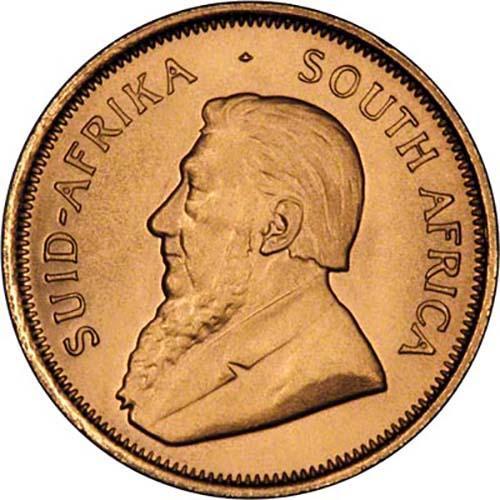 1985 1 oz Gold Coin Krugerrand Bullion 20449
