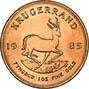 1985 1 oz Gold Coin Krugerrand Bullion 20450