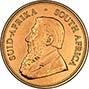 2005 1 oz Gold Coin Krugerrand Bullion 25252