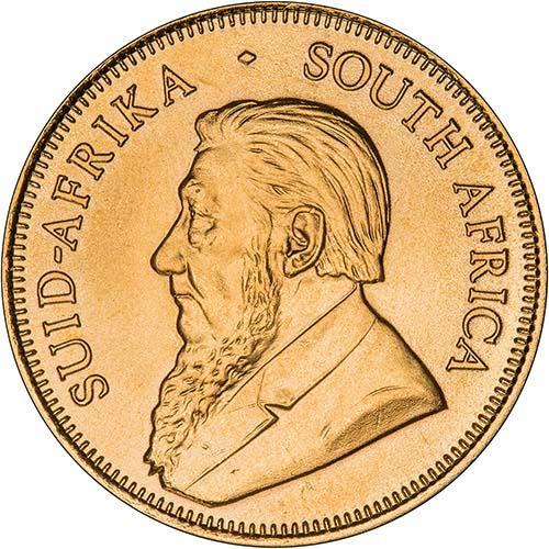 2007 1 oz Gold Coin Krugerrand Bullion 24854