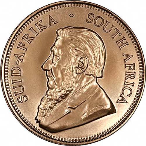 2009 1 oz Gold Coin Krugerrand Bullion 22010