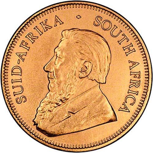 2013 1 oz Gold Coin Krugerrand Bullion 21986