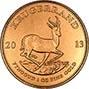 2013 1 oz Gold Coin Krugerrand Bullion 21985
