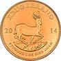 2014 1 oz Gold Coin Krugerrand Bullion 25041