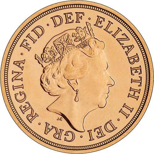 Bullion Half Sovereigns - Newly Minted 24972