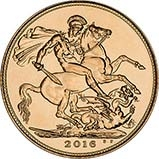 Bullion Half Sovereigns - Newly Minted 24971