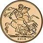 Bullion Half Sovereigns - Newly Minted 24971