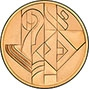1986 Israel 10 Sheqalim Gold Proof Coin 21209