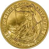 2013 1 oz Gold Coin Britannia Bullion 20903