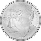 2015 UK Coin £5 / Crown Silver Proof Winston Churchill 21488