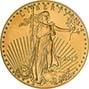 2017 1 oz Gold Coin Eagle Bullion 23467