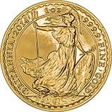 2014 1 oz Gold Coin Britannia Bullion 24188