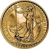 2012 1 oz Gold Coin Britannia Bullion 20822
