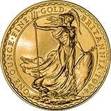 1994 1 oz   Gold Coin Britannia Bullion 22070