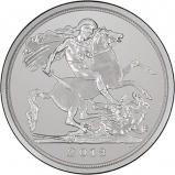 2013   UK Coin £20 BU St. George & Dragon 128