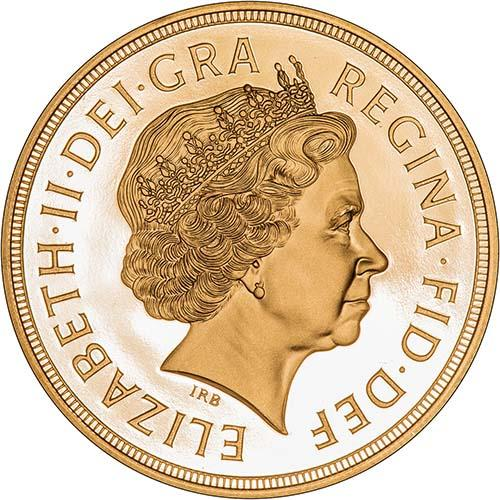 2005 Gold Proof Sovereign Four-Coin Collection