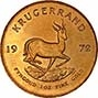 1972 1 oz Gold Coin Krugerrand Bullion 21761
