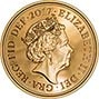 2017 UK Coin £5 / Crown Gold BU 200th Anniversary Sovereign Design 25266