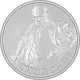 2015 UK Coin £20 BU Winston Churchill 21174