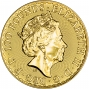 2019 1 oz Gold Coin Britannia Bullion