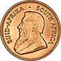 1991 1 oz Gold Coin Krugerrand Bullion 22247
