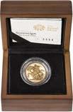 2011 Gold Sovereign Elizabeth II Proof Presentation Box
