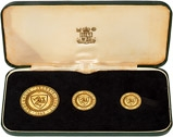 1965 Isle of Man UNC Set - Bicentenary of the Revestment Act - 3 Coins Bullion 23529