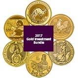 2017 Gold Coin Bundle - 6 Coins 22482