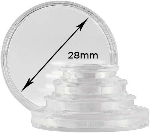 Storage & Accessories Coin Capsule 28mm 20559