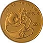1984 0.25 oz Gold Coin Panda Bullion 24663