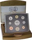 2002 Whole Coin Set UK Annual Proof - Executive 23800