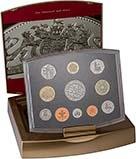 2003 Whole Coin Set UK Annual Proof - Executive 23580