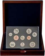 2004 Whole Coin Set UK Annual Proof - Executive 25314