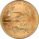 2014 1 oz Gold Coin Eagle Bullion 20730