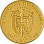 1975 Gold Panama 100 Balboa Proof 24419