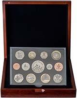 2006 Whole Coin Set UK Annual Proof - Executive 22005