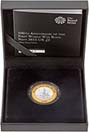 2015 UK Coin £2 Silver Proof The Royal Navy 22676